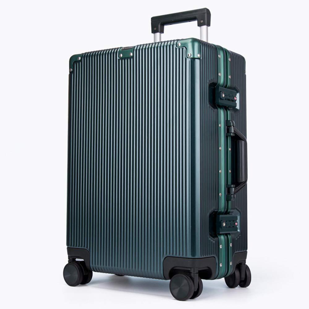Amazon.com: AUNLPB Maleta giratoria rígida para equipaje de ...