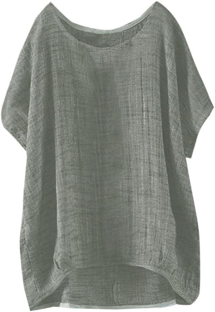 Fashion Women/'s Long Sleeve Loose Blouse Casual Shirt Summer Tops T-Shirt New CD