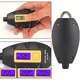 SuBoZhuLiuJ Mini Digital Tire Pressure Gauge Key