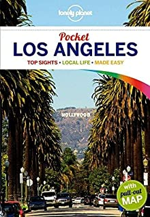 Book cover: Lonely Planet Pocket Los Angeles