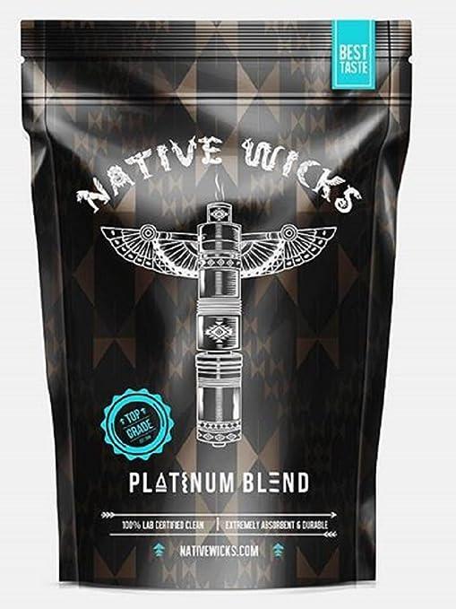 31 opinioni per Native Wicks Top Grade Platinum Blend Cotton- 3.5 feet