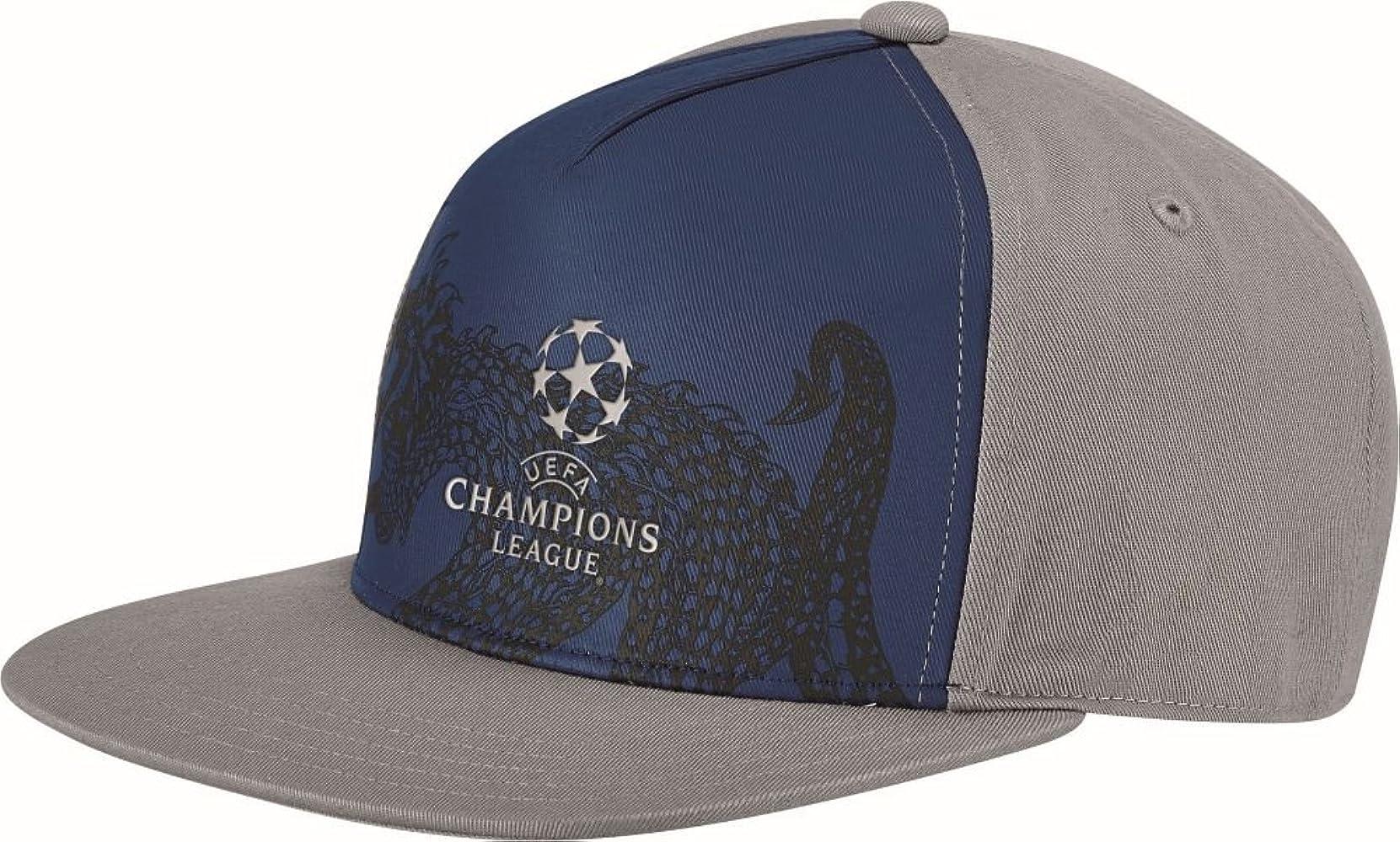 adidas UEFA Champions League Gorra, Hombre, Gris (Onisua/Marosc ...