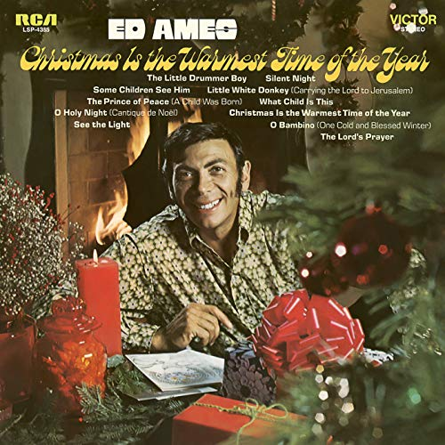 Christmas Is the Warmest Time of the Year (Music Ames Christmas Ed)