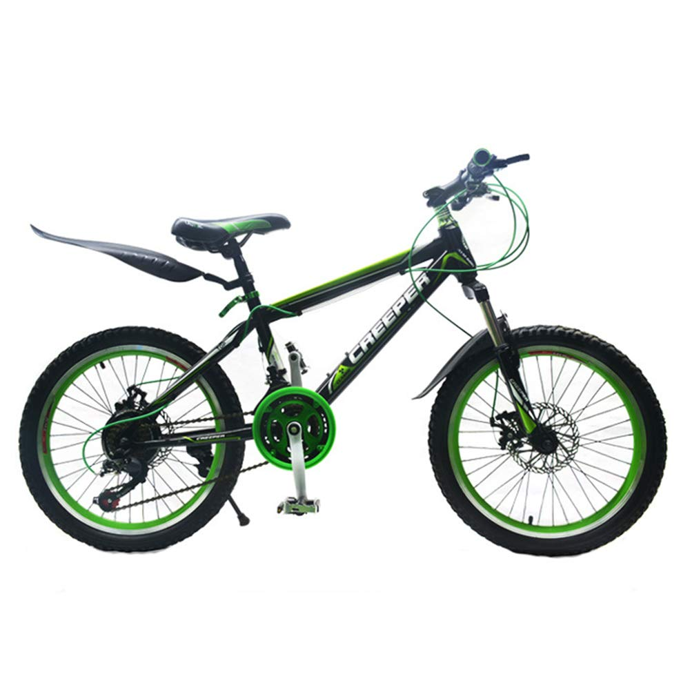 CARWORD Bici per Bambini 20 Pollici Sport Bici per Bambini Biciclette per Bambini e Bambine Incluso Pacchetto di Sicurezza BMX Edition Regali per Regali di Natale