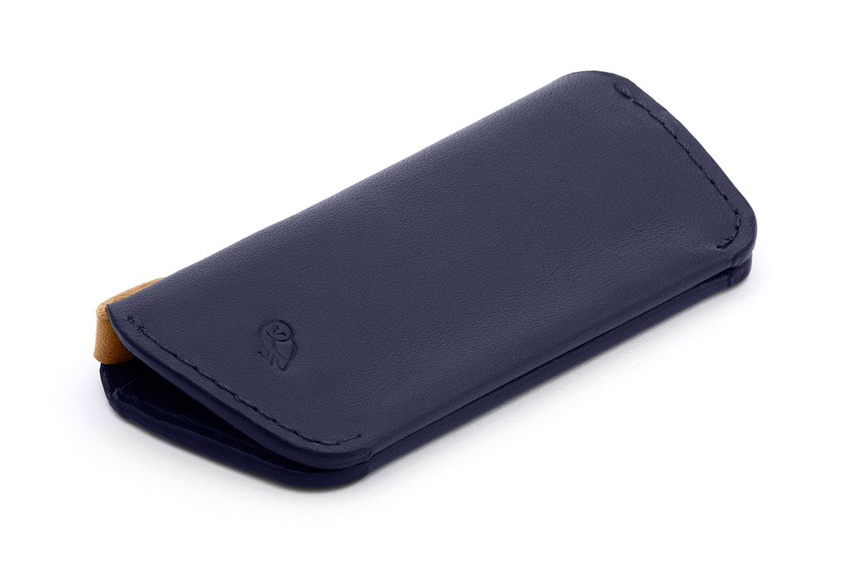 Bellroy Leather Key Cover Plus Navy by Bellroy