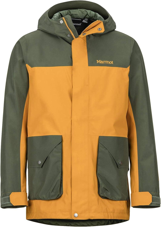 Marmot Wend Jacket atmungsaktiv wasserdicht Herren winddicht Hardshell Regenjacke