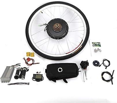 DiLiBee - Motor eléctrico para Rueda Trasera de Bicicleta eléctrica ...
