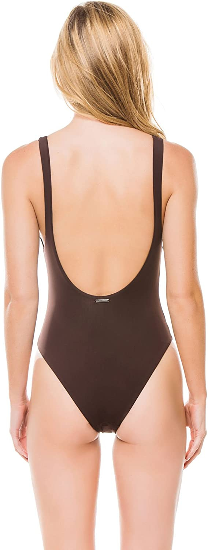 Mara Hoffman Womens Mia One Piece Swimsuit