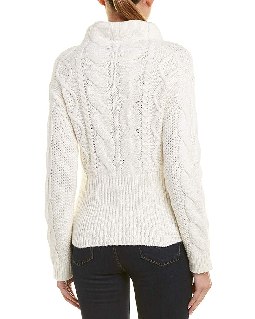 9e6792f9ecd Vince Camuto Womens Long Sleeve Novelty Cable Knit Sweater at Amazon  Women s Clothing store