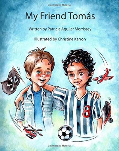 My Friend Tomas: My Friend Tomas is a story of friendship between two young boys from diverse cultural backgrounds who share many common interests. ... the book with a glossary included at the end. pdf
