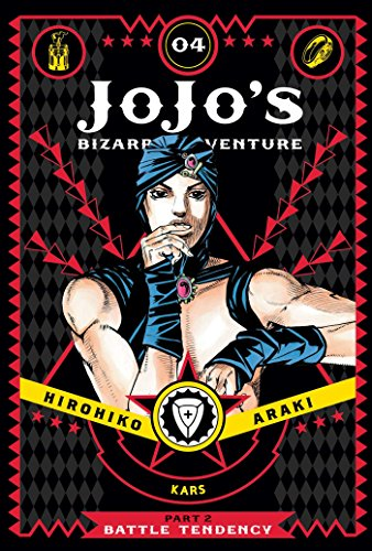 JoJo's Bizarre Adventure: Part 2--Battle Tendency, Vol. 4