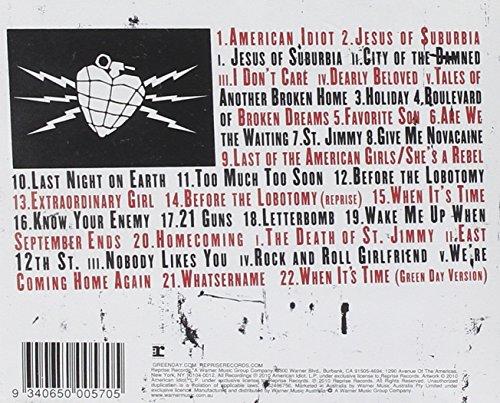 Green Day American Idiot Amazon Music