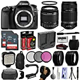 Canon EOS 80D DSLR Digital Camera with 18-55mm - Best Reviews Guide