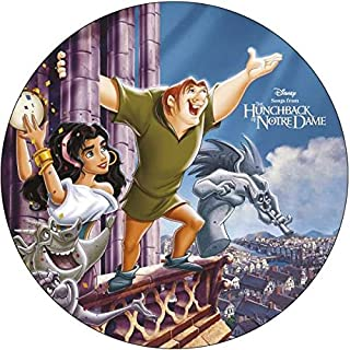 Songs From The Hunchback of Notre Dame [Picture Disc]