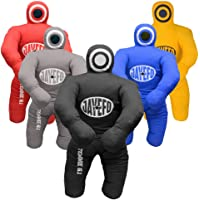 Jayefo Tommie 6.1 Kids MMA Grappling Dummy Brazilian JIU Jitsu Grappling Submission Dummy Wrestling Bag Dummy Punching Kick Boxing Dummy - UNFILLED
