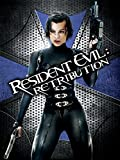 DVD : Resident Evil: Retribution