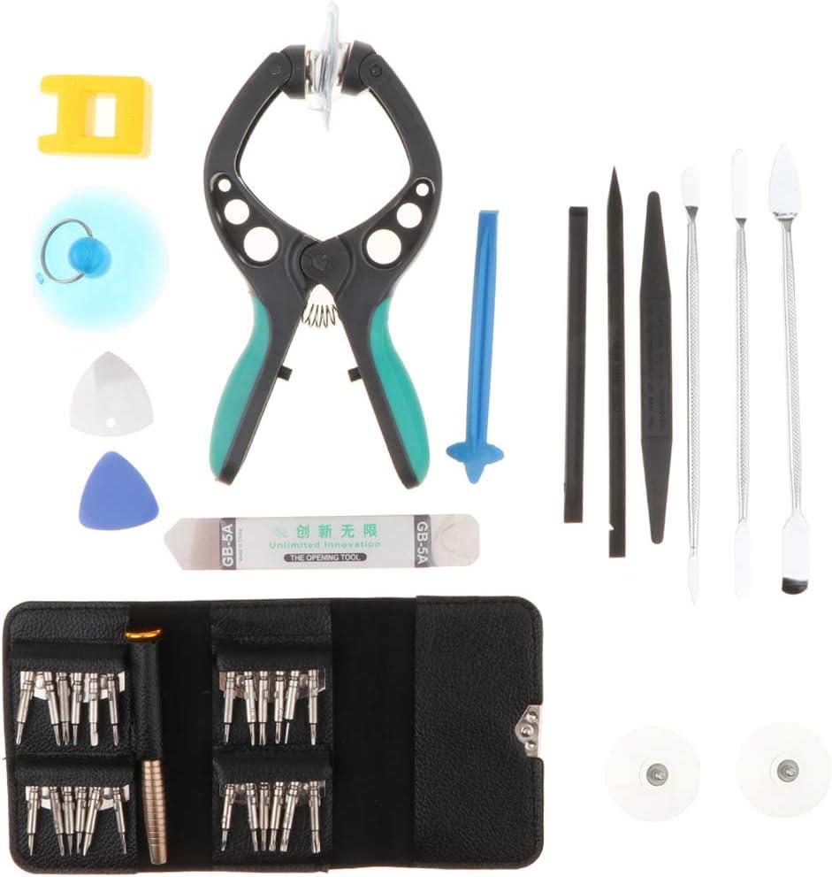Almencla Juego De Destornilladores para Desmontar El Kit De Herramientas De Reparación De Apertura