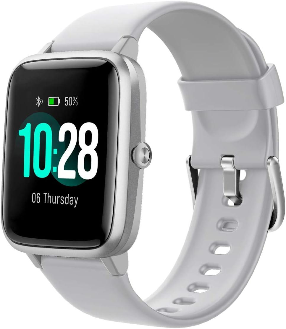 Willful Fitness Armband,Wasserdicht IP67 Smartwatch Fitness Tracker Fitness Uhr Pulsuhr Schrittz/ähler Uhr Damen Herren Aktivit/ätstracker mit Vibrationsalarm Anruf SMS Whatsapp f/ür iOS Android Handy