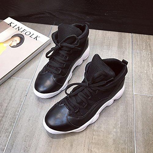 da362ead GUNAINDMXLeisure/Sports/Women Shoes/Increase/Net Cloth/Spring/Autumn/