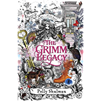 The Grimm Legacy (English Edition)