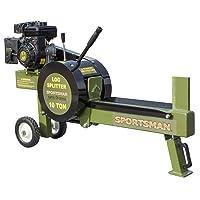 Deals on Sportsman Earth Series 10-Ton Gas-Powered Kinetic Log Splitter