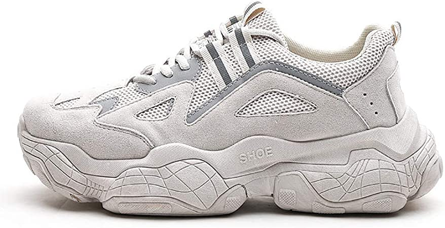 Loykind Reflective Casual Footwear
