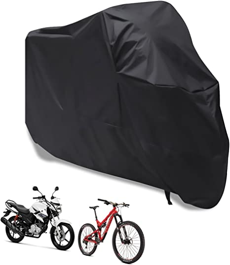 Large Size Bike Nylon Covers Waterproof Bicycle Cycling Outdoor Rain Protector