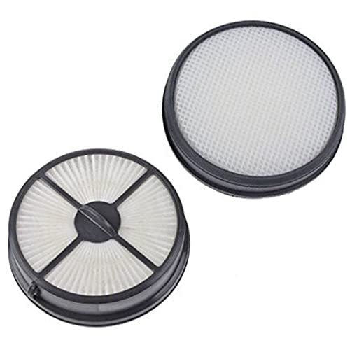 Spares2go Type 27 Pre & Post Motor HEPA Filter Kit for Vax Mach Air Vacuum Cleaners (Reach, Total Home, Pets, Family Series Models)