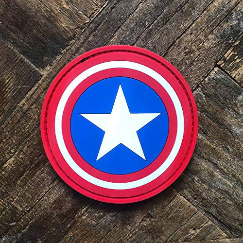 morale patch captain america - 6