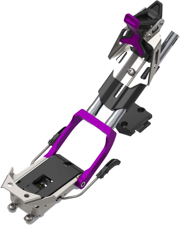 Bishop BMF//3 75mm Telemark Ski Binding w// 100mm Brakes FG-023-100