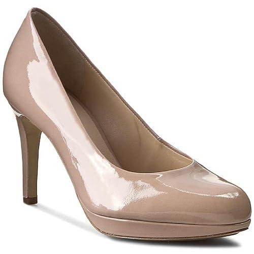 04577316 De la Mujer Hogl 9 - 108004 Smart bomba de alta talón cerrado corte zapatos  en