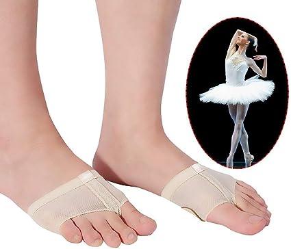 Half Lyrical Shoe Foot Thongs Undies Toe Thongs Contemporary Dance Ballet