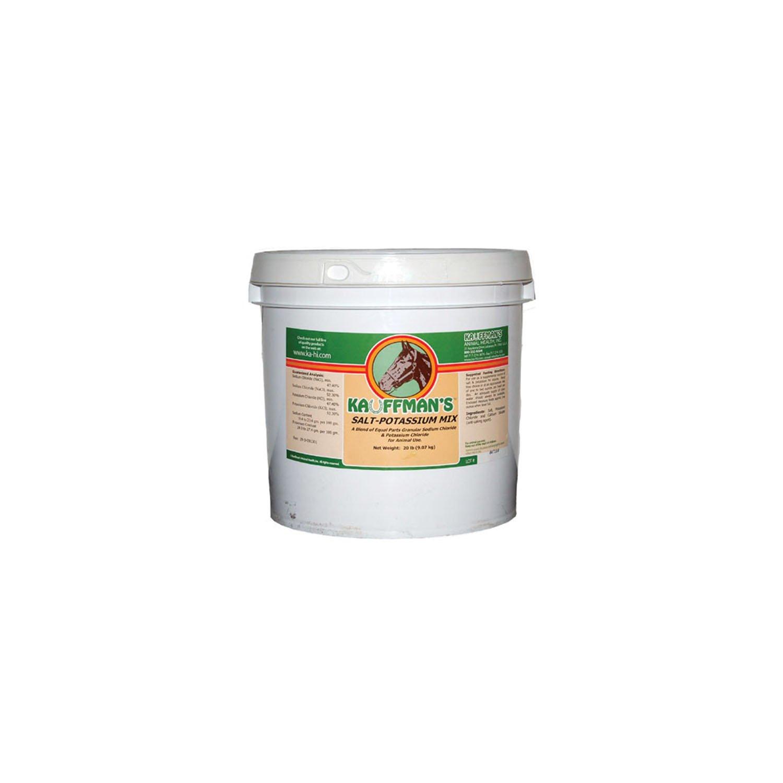 Kauffman Salt Potassium Electrolytes for Horses - 20 Pounds by Kauffman