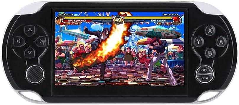 Amazon.com: DREAMHAX Consola de videojuegos de mano con ...