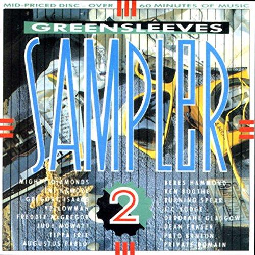 Greensleeves sampler 2: amazon. Co. Uk: music.