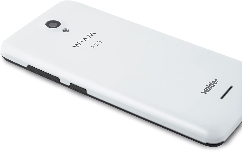 Smartphone Español Wolder WIAM #23 4.5