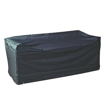 Housse De Protection Large Pour Canapé De Jardin Places Amazonfr - Housse de protection pour canape exterieur