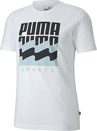 PUMA Mens Summer Graphic T-Shirt