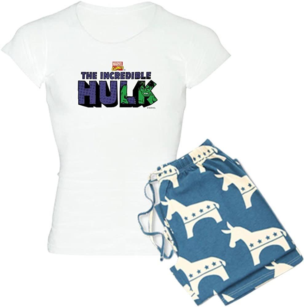 CafePress The Hulk Pajama Set