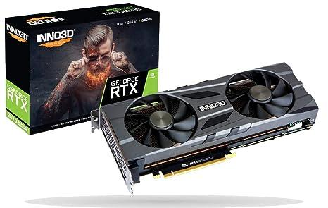 Inno3D N207S2-08D6X-11801167 - Tarjeta gráfica (GeForce RTX ...