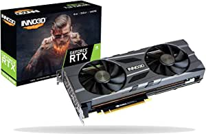 Nvidia INNO3D GeForce RTX 2070 Super Twin X2 OC, N207S2-08D6X-11801167