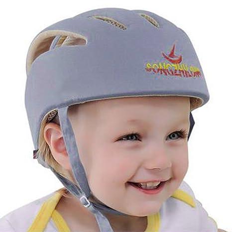 Cascos de seguridad para bebés Sombrero de protección ...
