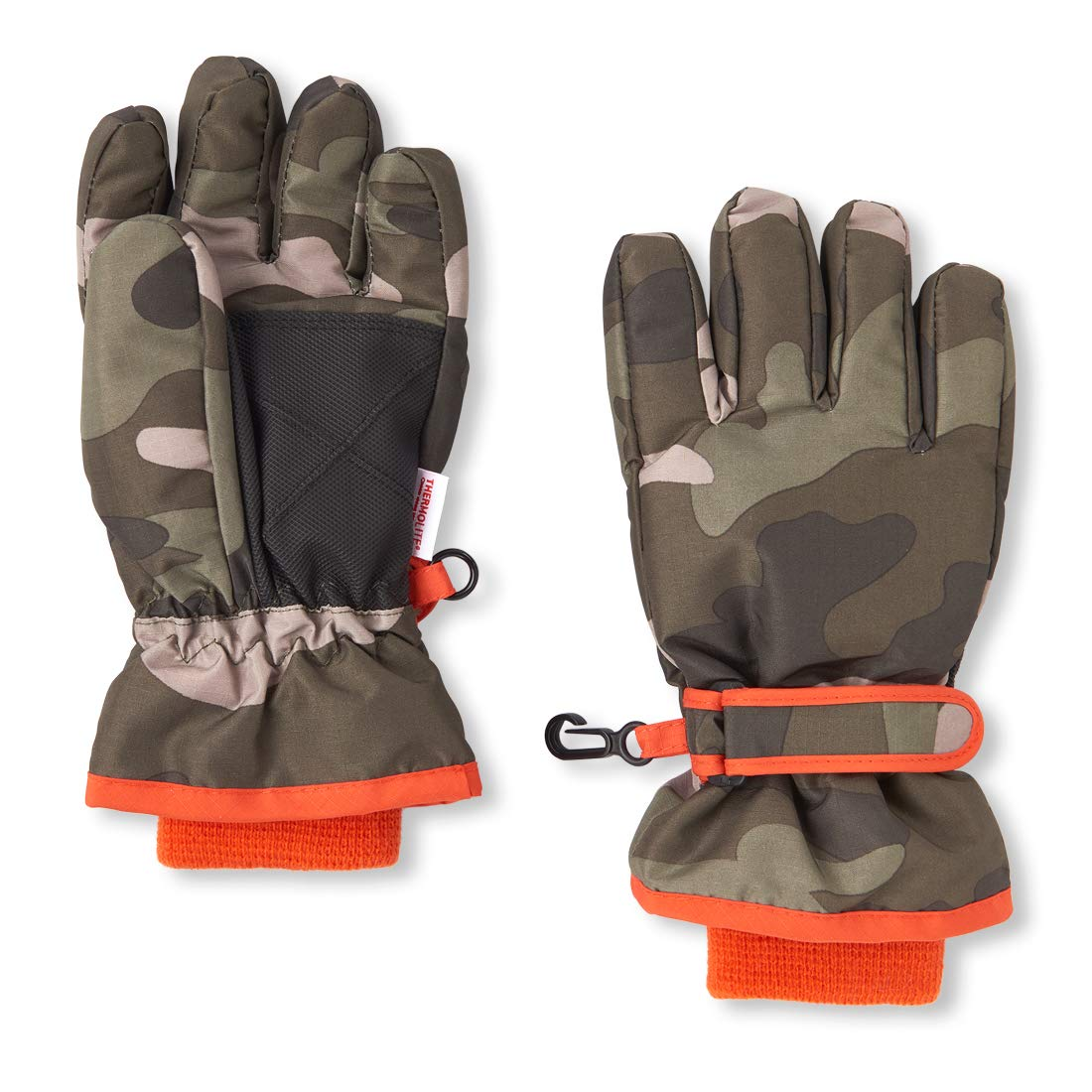 The Childrens Place Big Boys 3 in 1 Glove