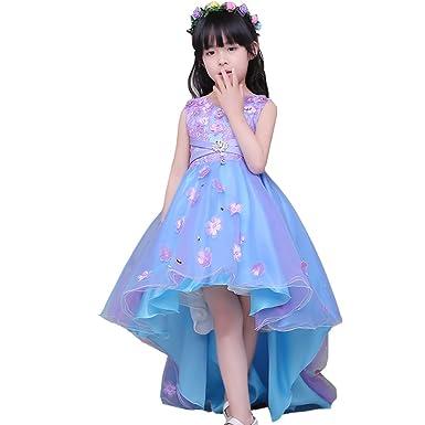 353d48369bb57f キッズドレス 女の子 ピアノ発表会ドレス 演出服 女の子ドレス キッズ 子供ドレス レースドレス