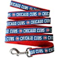 MLB CHICAGO CUBS Dog Leash, Large