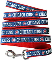 MLB Chicago Cubs Dog Leash, Medium