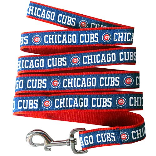 MLB CHICAGO CUBS Dog Leash, Small