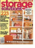 STORAGE SOLUTIONS, 2013 SPECIAL DOUBLE ISSUE, COUNTRY COLLECTIBLES # 80 2013