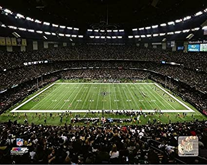 New Orleans Saints Gift Superdome Gift Ftempo