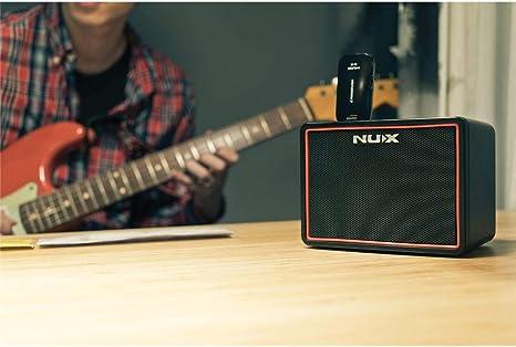 NUX | Mighty Lite amplificador de guitarra portátil | Bucles de ...